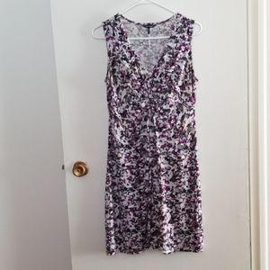 Daisy Fuentes,Sleeveless Dress,Medium